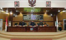 Permalink ke DPRD Tanjabbar Gelar Paripurna Dalam Rangka Penyampaian Hasil Laporan Kerja Pansus Dan Pengambilan Keputusan DPRD