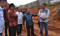 Permalink ke Jembatan Bungo Selesai, Bupati Mashuri Bisiki H. Bakri Minta Tambah Turap