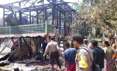Permalink ke Diduga Akibat Konsleting Arus Pendek Listrik, Satu Rumah Terbakar