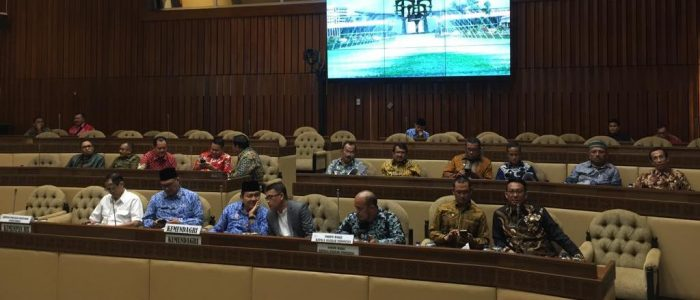 Wabup Robby Sebut Revisi Sejumlah Pasal Terkait Kepastian Wewenang dan Tanggungjawab Wakil Kepala Daerah Perlu Dilakukan