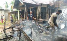 Permalink ke Diduga Akibat Konsleting Listrik, Satu Rumah Warga Muara Bulian Hangus Dilalap Api