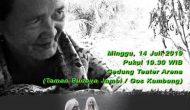 Permalink ke Tari Bedeti SAD Digelar Teater Tonggak di TBJ 14 Juli Gratis Untuk Umum