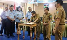 Permalink ke Pemkot – Kementerian Hukum & HAM tandatangani MoU, AJB : HAM Harus Ditegakkan Bersama-sama