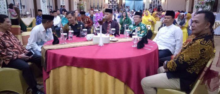 Walikota Jambi Syarif Fasha Hadiri Halal bi Halal Bersama Masyarakat Jambi Asal Sumbagsel-Teng