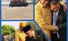 Permalink ke Peringati HUT RI ke-74, Pemkab Tanjabtim Gelar Larung Bunga di Sungai Batanghari