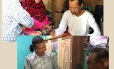 Permalink ke Tolak Seremonial, Bupati Romi Langsung ke Rumah Warga Serahkan Bantuan Kaki Palsu