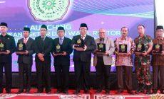 Permalink ke Wabup Amir Sakib Hadiri Pelantikan Rektor UMJ