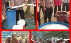 Permalink ke Polres Tanjabtim Bersama Jajaran Bagi-bagi Ribuan Liter Air Bersih