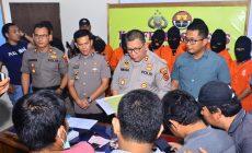 Permalink ke 7 Perampok Sarang Walet Dibekuk Polisi, 1 DPO