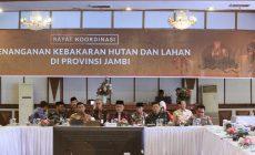 Permalink ke Rapat Koordinasi Penanganan Hutan dan Lahan di Provinsi Jambi, Ini Kata Gubernur Jambi