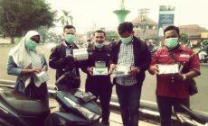 Permalink ke Bentuk Kepedulian Terhadap Masyarakat, IJPJ Turun ke Jalan Berikan Masker Gratis