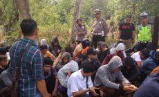 Permalink ke Bawa Sajam Ikut Mahasiswa Demo di Gedung DPRD Batanghari, Seorang Pelajar Ditangkap Polisi