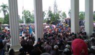 Permalink ke Ratusan Mahasiswa Jambi Demo di Kantor DPRD Provinsi Jambi