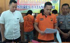 Permalink ke 4 Kawanan Perampok Tauke Getah di Batanghari Dibekuk Polisi