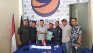 Permalink ke Bacawako Sungai Penuh Fikar Azami Mendaftar di Partai Nasdem