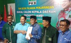Permalink ke H. Bakri Kembalikan Formulir di DPW PKB