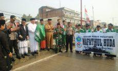 Permalink ke Dukung Peringatan Hari Santri, Bupati Safrial Pimpin Upacara Peringatan Hari Santri Nasional 2019