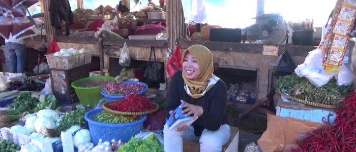 Harga Bawang Merah di Pasar Batanghari Naik Hampir 100 Persen
