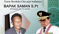 Permalink ke Mantan Ketua PWI Provinsi Jambi Wafat, Fachrori Sampaikan Duka