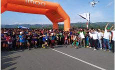 Permalink ke 6.200 Peserta, Antusias Ikuti Lomba Lari 10 K Kabupaten Kerinci