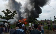 Permalink ke Sijago Merah Mengamuk, Satu Rumah Warga di Kelurahan Bram Itam Kiri Hangus Terbakar