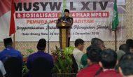 Permalink ke Fachrori Harap Pemuda Muhammadiyah Jambi Generasi Muda Berkompeten