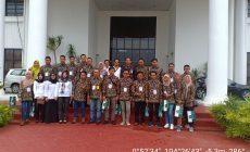 Permalink ke Bentuk Perhatian Biro Humas, 20 Orang Ikut Serta Gathering Pers ke Pemerintah Kepulauan Riau