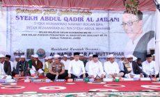 Permalink ke Hadiri Haul Syech Abdul Qodir Al Jailani, Ini Pesan Bupati Safrial