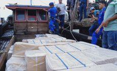 Permalink ke 470 Bal Rokok Ilegal Diamankan TNI AL