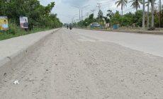 Permalink ke Hamburan Bebatuan Dijalur Dua Kuala Tungkal Dikeluhkan Pengguna Jalan