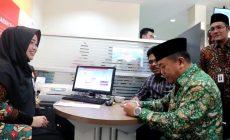 Permalink ke Bupati Al Haris Buka Rekening di Opening Bank BNI Syari`ah