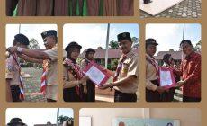 Permalink ke 7 Pramuka Garuda SMPN 21 Tanjabtim Dianugrahi Penghargaan