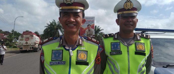 Satlantas Polres Batanghari Tilang 721 Kendaraan, Pelanggaran Didominasi Truk Batu Bara