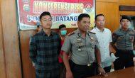 Permalink ke 2 Pekerja Illegal Drilling Diamankan Polres Batanghari