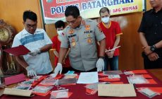 Permalink ke Polres Batanghari Bekuk 2 Pelaku Tindak Pidana Narkotika