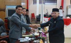Permalink ke DPRD Tanjab Barat Buka Rapat Paripurna Keempat Penyampaian Laporan Pansus Terhadap 3 Raperda