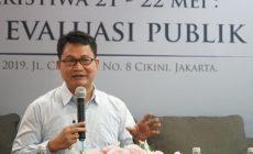 Permalink ke Kekuatan Tiga Kandidat Gubernur Jambi Hampir Imbang