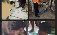 Permalink ke Jatuh ke Sungai dari Sepeda, Bocah 9 Tahun di Rantau Rasau Meninggal Dunia