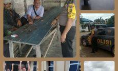 Permalink ke Cegah Covid-19, Polsek Sabak Barat Bersih-bersih Markas