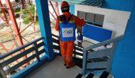 Permalink ke ACT Jambi Lakukan Disinfeksi di Lingkungan RRI