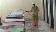 Permalink ke Lawan Virus Corona, Diskoperindag Batanghari Semprot Disfektan di Lokasi Pasar