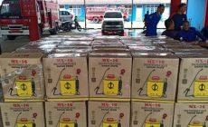 Permalink ke Pemkot Jambi Apresiasi Bantuan Penyemprotan Disinfektan dari Perusahaan