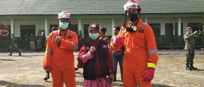 Bersama Mitra yang Terlibat, ACT Jambi Lakukan Kegiatan Aksi Cegah Corona (ACC)