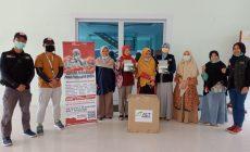 Permalink ke ACT Jambi Bagikan 2000 Masker ke RSI Arafah