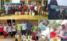 Permalink ke Cegah penyebaran Covid-19, Desa Muntialo Lakukan Penyemprotan Disinfektan