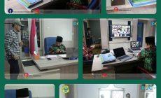 Permalink ke Wabup Robby Ikuti  Rapat bersama Gubernur dan Kepala Daerah se-Jambi via Teleconference