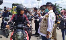 Permalink ke Pemeriksaan Kesehatan Pengendara di Pintu Masuk Kota Jambi