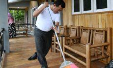 Permalink ke Al Haris : Warga di Rumah Saja, Jaga Kebersihan dan Hindari Kerumunan
