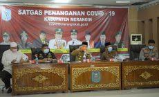 Permalink ke Tangani Covid-19, Bupati Al Haris Wajibkan ASN Merangin Sumbang 20 Masker