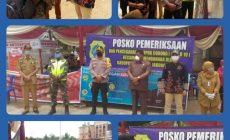 Permalink ke Pimpinan DPRD Tanjabtim Didampingi Sekwan Kunjungi Posko Penanganan Covid-19